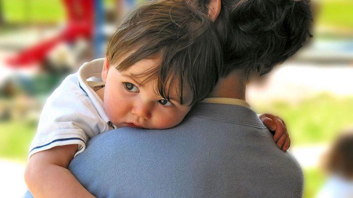 Spokojni rodzice = szczęśliwe dziecko